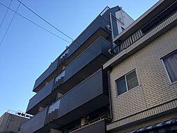 大阪府大阪市平野区喜連4丁目の賃貸マンションの外観