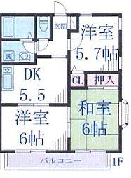 千城台駅 5.8万円