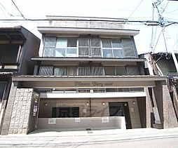 京都府京都市下京区艮町の賃貸マンションの外観