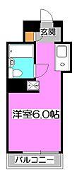アーバンハイム寿[4階]の間取り
