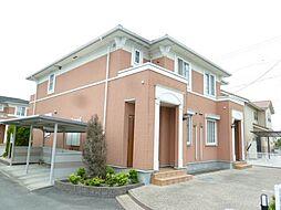プリモ・アモーレ A・B棟[2階]の外観