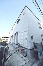 東京都葛飾区東金町1丁目の賃貸アパートの外観