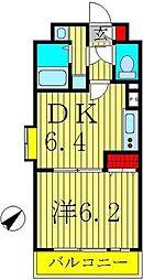 柏駅 7.5万円