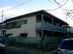 コーポ丹野[2階]の外観