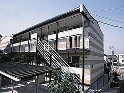 愛知県名古屋市瑞穂区雁道町4丁目の賃貸アパートの外観