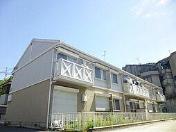 サンハイツ高井田[2階]の外観