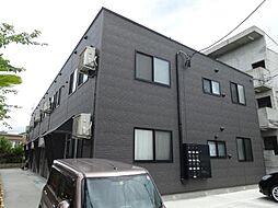 山形県山形市緑町3丁目の賃貸アパートの外観