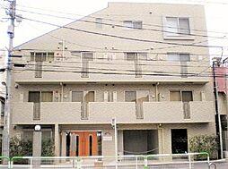 クレイシア北新宿[0201号室]の外観