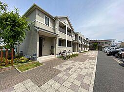 JR阪和線 久米田駅 徒歩18分の賃貸アパート