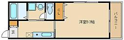 FIT HOUSE[4階]の間取り