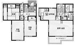 [一戸建] 東京都町田市金森1丁目 の賃貸【/】の間取り