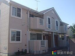サンシャイン姫島B[102号室]の外観