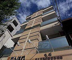 京都府京都市上京区浄福寺通竹屋町上る主税町の賃貸マンションの外観