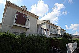共立松ヶ丘アパート[203号室]の外観