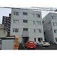 北海道札幌市豊平区水車町5丁目の賃貸マンションの外観