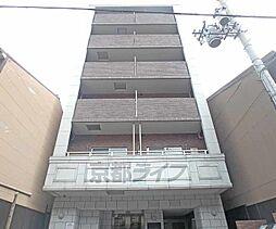 京都府京都市下京区妙満寺町の賃貸マンションの外観