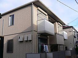 兵庫県神戸市長田区久保町9丁目の賃貸アパートの外観