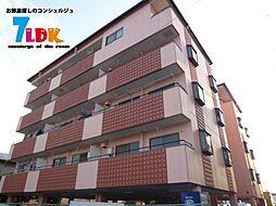 グランドール桜井[4階]の外観