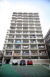 目黒フラワーマンション[9階]の外観