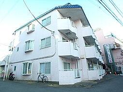 神奈川県相模原市南区相武台1丁目の賃貸マンションの外観