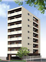 メルヴェーユ新宿[4階]の外観
