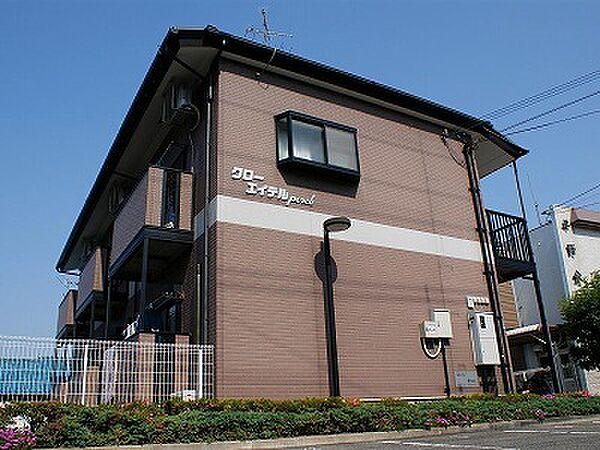 大阪府柏原市平野1丁目の賃貸アパートの画像