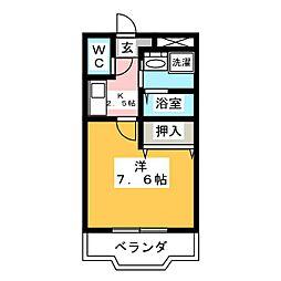 【敷金礼金0円!】パル・ハセトン清洲