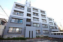 大阪府吹田市五月が丘東の賃貸マンションの外観
