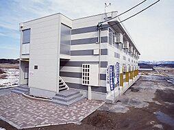 レオパレス飯島[102号室]の外観