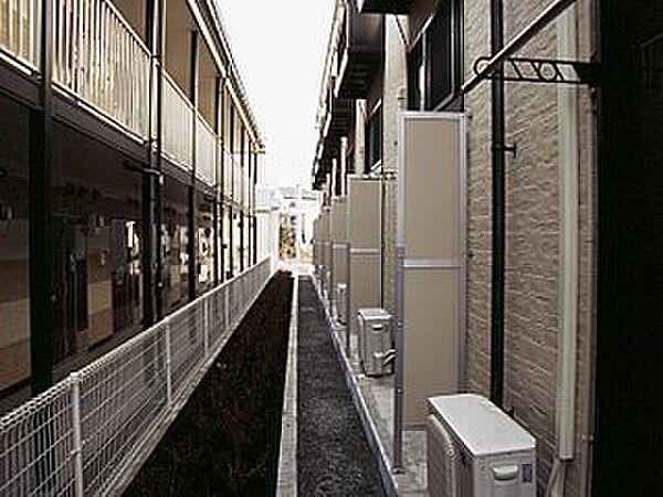 レオパレスIZM IV[105号室]の外観