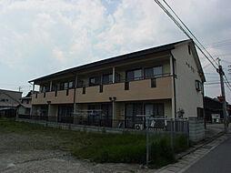 コーポナカノ[103号室]の外観