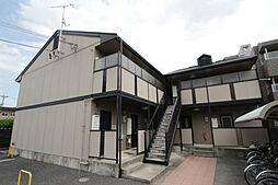 愛知県名古屋市昭和区池端町2丁目の賃貸アパートの外観