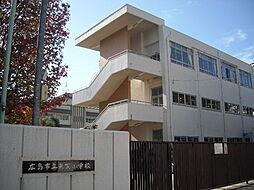 月光矢賀ソレイユサイド 四番館[3階]の外観