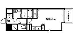 グレンパーク新大阪II[14階]の間取り