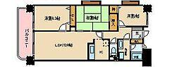 RM2高崎[11階]の間取り