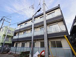 東京都立川市富士見町1丁目の賃貸マンションの外観