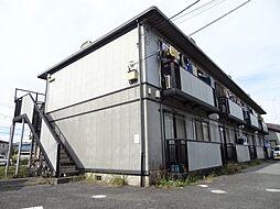 千葉県千葉市中央区椿森3丁目の賃貸アパートの外観