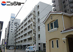 共栄ビル[5階]の外観