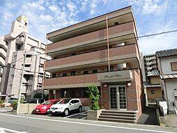 愛知県北名古屋市西之保宮前の賃貸マンションの外観
