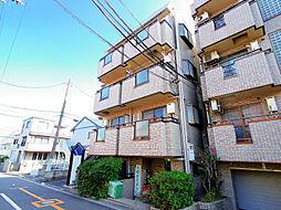 埼玉県朝霞市浜崎2丁目の賃貸マンションの外観