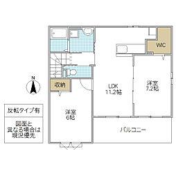 宍戸駅 5.7万円