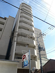 京都府京都市上京区二町目の賃貸マンションの外観