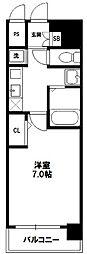 SDグランツ新大阪[7階]の間取り