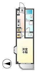 PRIME KANAYAMA[7階]の間取り
