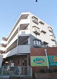 埼玉県富士見市鶴馬の賃貸マンションの外観
