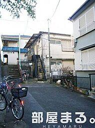 東京都練馬区旭町2丁目の賃貸アパートの外観