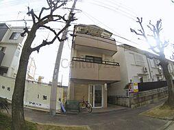 兵庫県西宮市段上町8丁目の賃貸マンションの外観