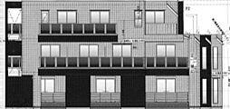 (仮称)大森東3丁目PJ[2階]の外観