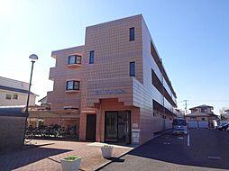 モン・ソレイユM[102号室]の外観