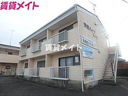 青雲ハイツI[1階]の外観